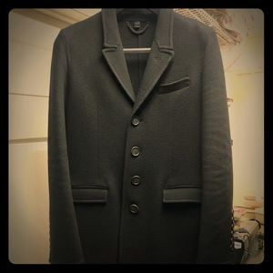 Burberry Prorsum Double Cashmere Long Coat